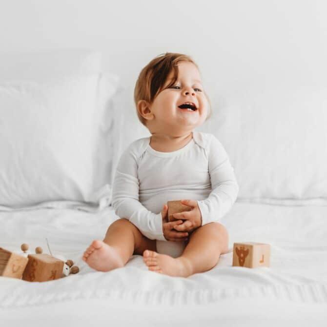 Eczema Baby Bodysuit