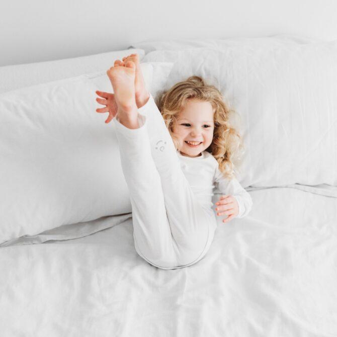 Eczema Soothing Baby Leggings