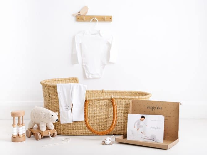 Eczema Clothing Baby Gift Set
