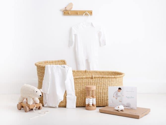 Eczema Clothing Baby Gift Set