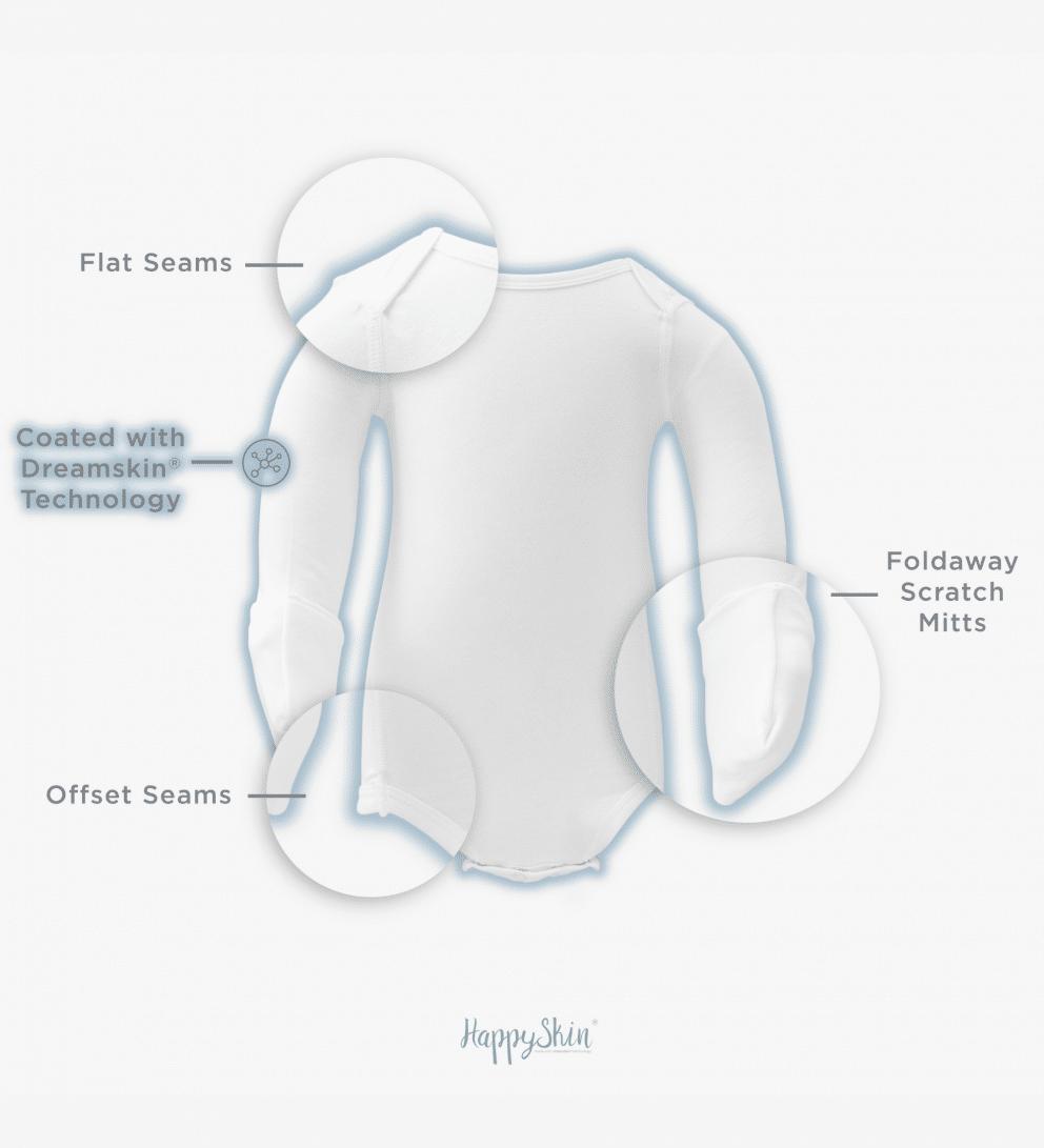 Eczema Bodysuit