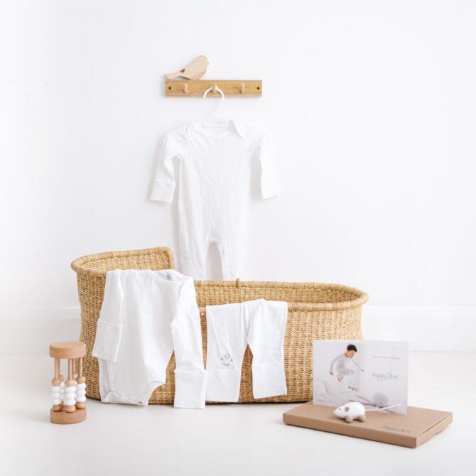 Eczema Baby Clothing Starter Pack